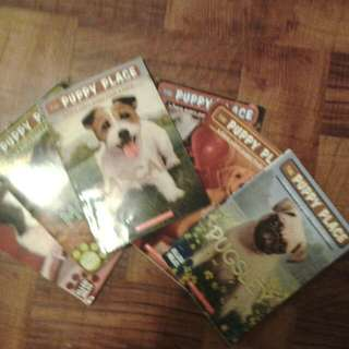Puppy Place Chapter Books.