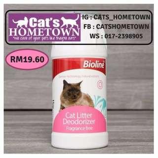 CAT LITTER DEODORIZE