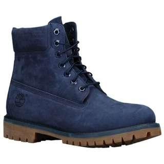 Original Timberland Women's Boots Navy size 7/38