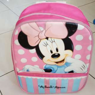 Minnie  mouse bag(free postage)