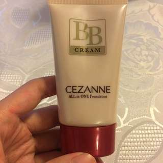 Cezanne BB cream 01 light