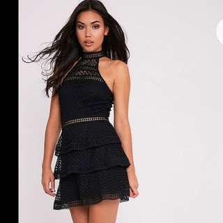 BNWT Pretty Little Thing Raine Lace Dress