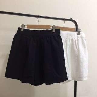 棉麻褲裙~正韓唷