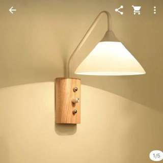 🚚 北歐日式風壁燈床頭壁燈