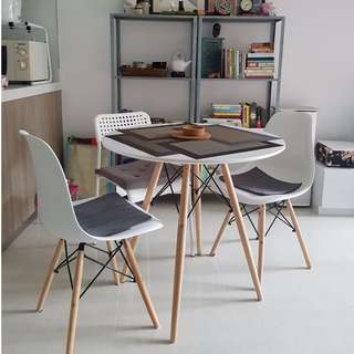 Replica Eames Dining Table