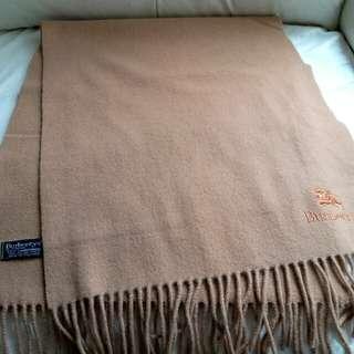 Burberry Vintage Scarf 頸巾 圍巾