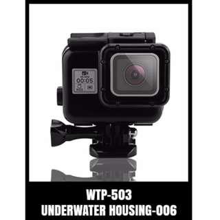 GoPro Waterproof Housing Case for GoPro Hero 5 Black WTP-503