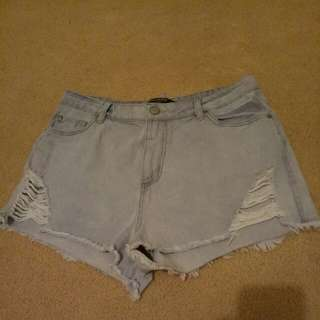 Size 14 shorts