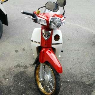 Honda EX5 DREAM 110 SPOKE EDITION