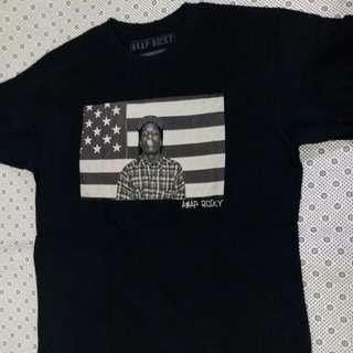 A$AP Rocky t shirt 100% authentic