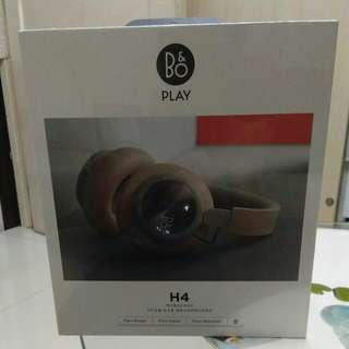 B&O H4 wireless Headphones
