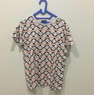 Colourful t shirt