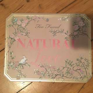 Too Faced - Natural Beauty Eyeshadow Pallet