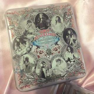 "Girls generation Limited Edition Album ""the Boys"""