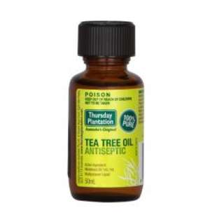 【Tea Tree Oil 茶樹精油 50mL】