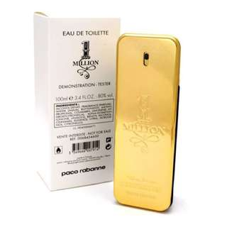 Tester Unit One million Paco rabanne