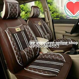 New Universal Seat Cover Brown One Set