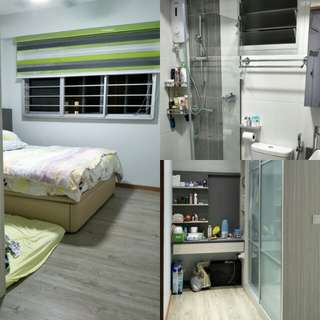 Master room for rent-Yishun