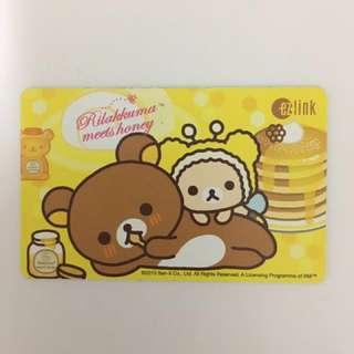Rilakkuma Nets card Flashpay