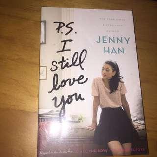 P.s I still love you book