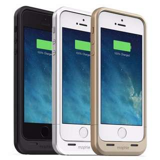 🚚 mophie juice pack air for i5/i5s(無包裝盒)