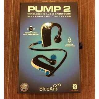 🚚 BlueAnt PUMP2軍規防水運動藍芽耳機