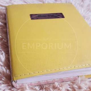 Mono Village (yellow) Planner