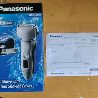 全新 Panasonic 三刀頭電鬚刨 LAMDAS 超高速滋力電鬚刨(ES-LT20)