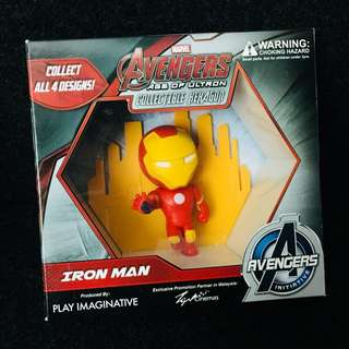 Marvel Avengers Age Of Ultron Collectibles Hexgon