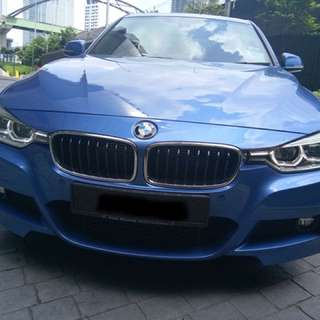BMW 330e For Rent