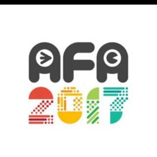 Looking for 10 AFA 2017 Exhibition Tickets 24 Nov Friday