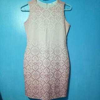 Unica Hija Bodycon Dress
