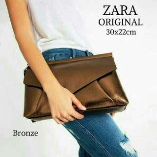 Zara clutch ori import