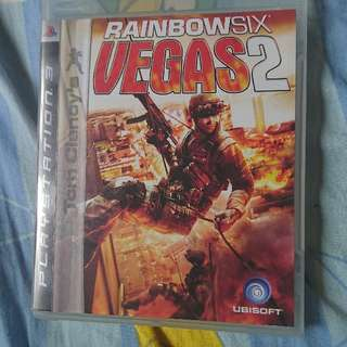 Rainbow Six Vegas 2 彩虹六號 維加斯 2
