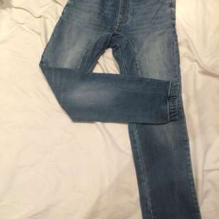 men's cuff pants