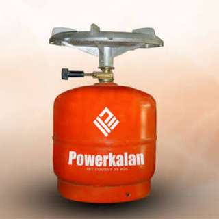 Powerkalan Superkalan with Burner