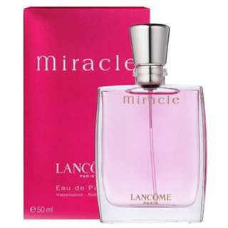 Lancome Miracle EDP 50ml IN STOCK