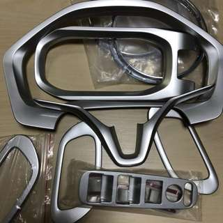 Honda vezel accessories