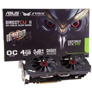 Asus Strix 970 GTX
