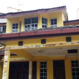 🏡 2 Storey Terrace House in Bandar Baru Uda, Johor Bahru