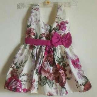 BATCH1: Baby's Cute Dress