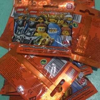 Lego Cms Series 15 Minifigures Set (16pcs)