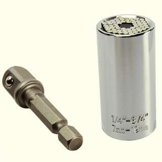 Universal Socket Multi-Function adaptor