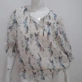 Arcadia sifon blouse