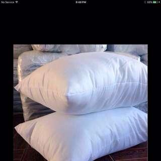Medium Fiber pillows for sale