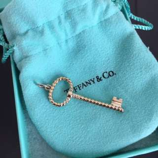 Tiffany and Co twist key