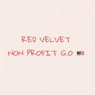 Red Velvet NON-PROFIT ORDER