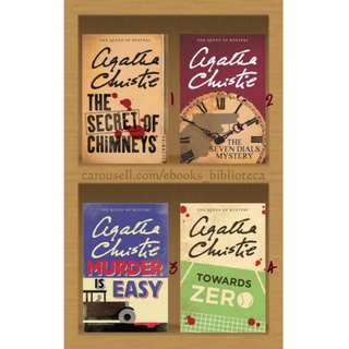 (Ebook Collection) Agatha Christie - Superintendent Battle Series and Tommy & Tuppence Series