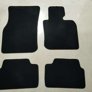 F55 Mini Cooper original car mat