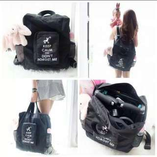 Stylish Pockit Stroller Backpack ULTIMA Bag (Ready Stock) Fits Pockit Plus